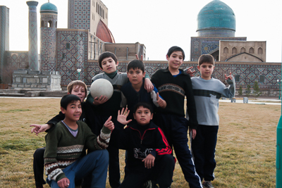 World Champions 2018? (2006 in Samarkand)
