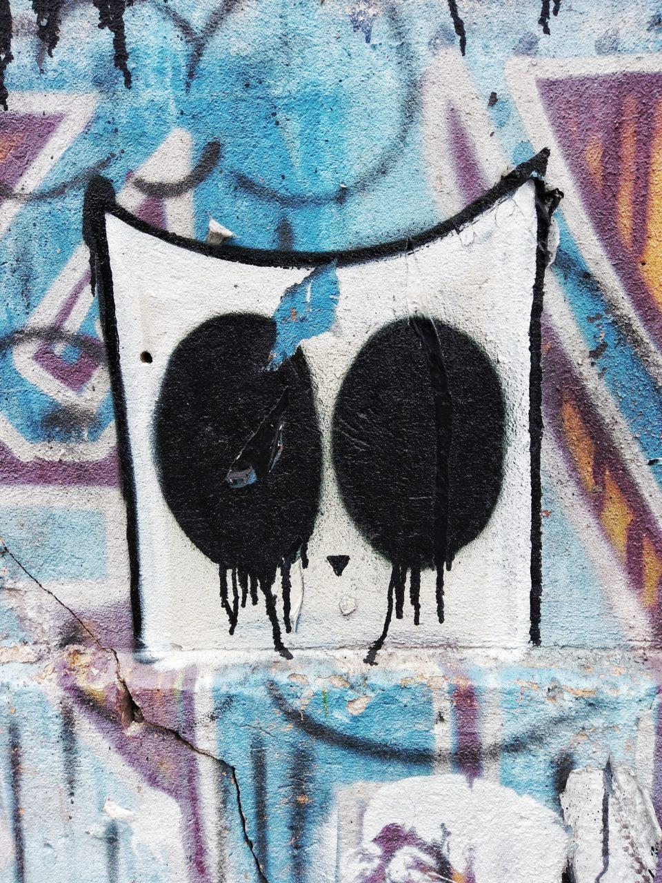 Grafitti in Mitte - Berlin
